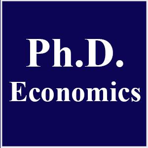 Ph.D. (Economics)